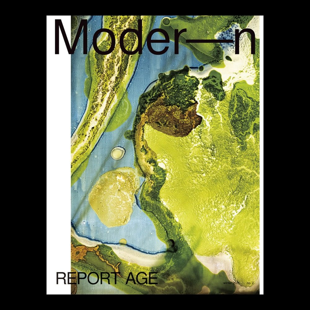 Moder—n no.2 REPORT AGE issue