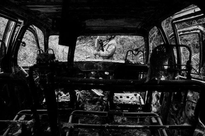 メキシコ・日常の暴力と死
