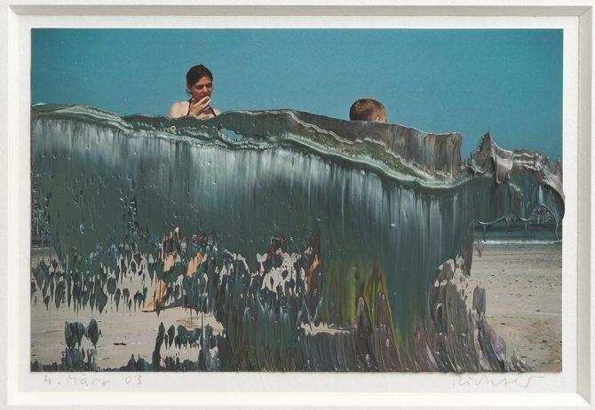 布施英利が論じるゲルハルト・リヒターの絵画と写真「蘇り、生き延びる絵画」