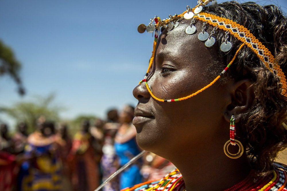 Georgina Goodwin「ケニア・サンブル族 女性だけの村」