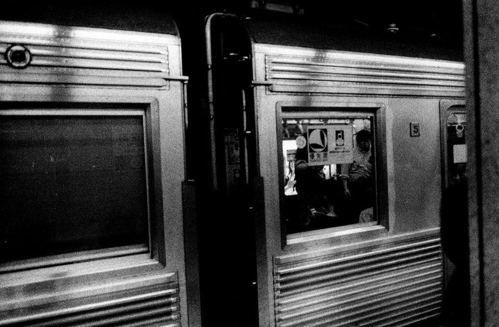 地下鉄日記