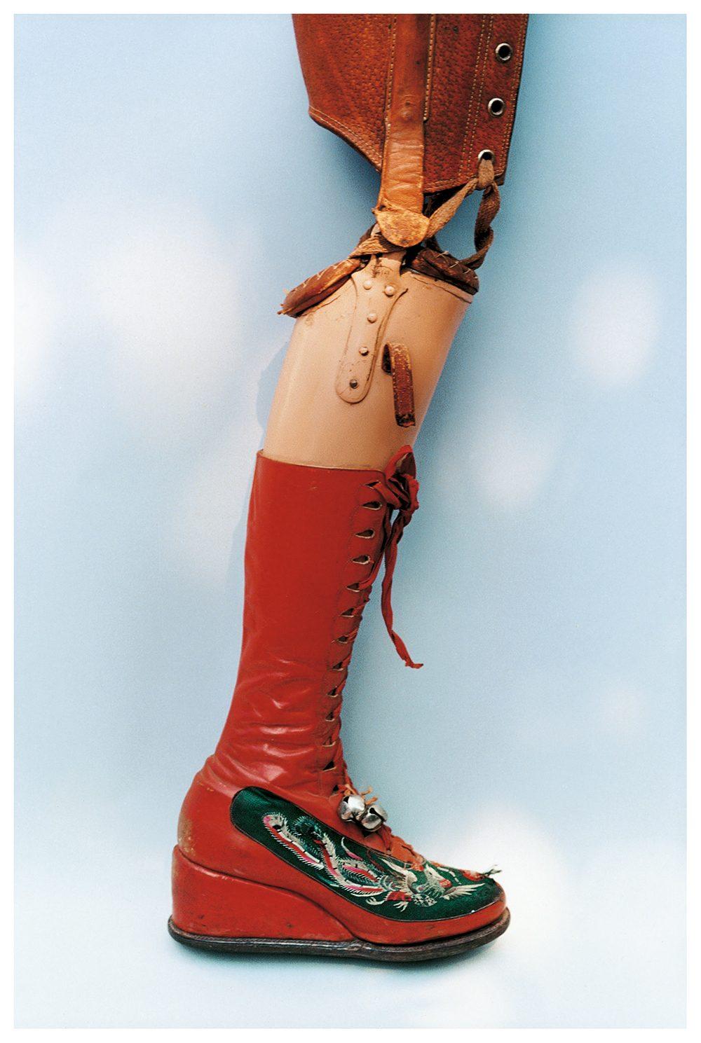 石内都《Frida by Ishiuchi #36》2012年
