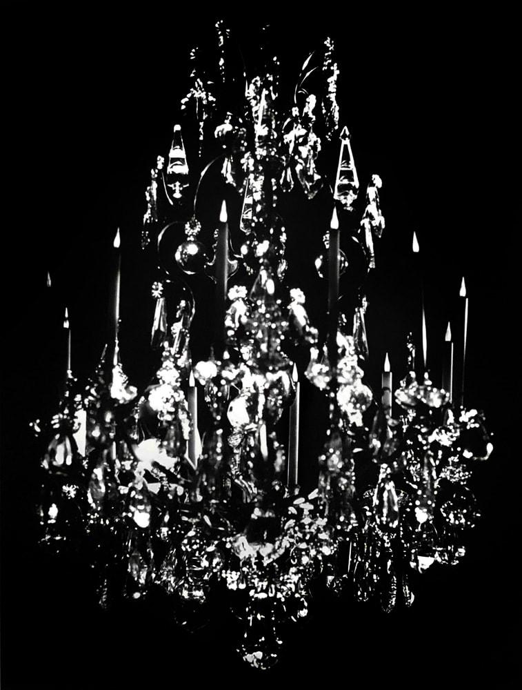 小野祐次, Luminescence 20, 2005 gelatin silver print, image: 116.4×89.1cm, ed.3 © Yuji Ono, courtesy of ShugoArts