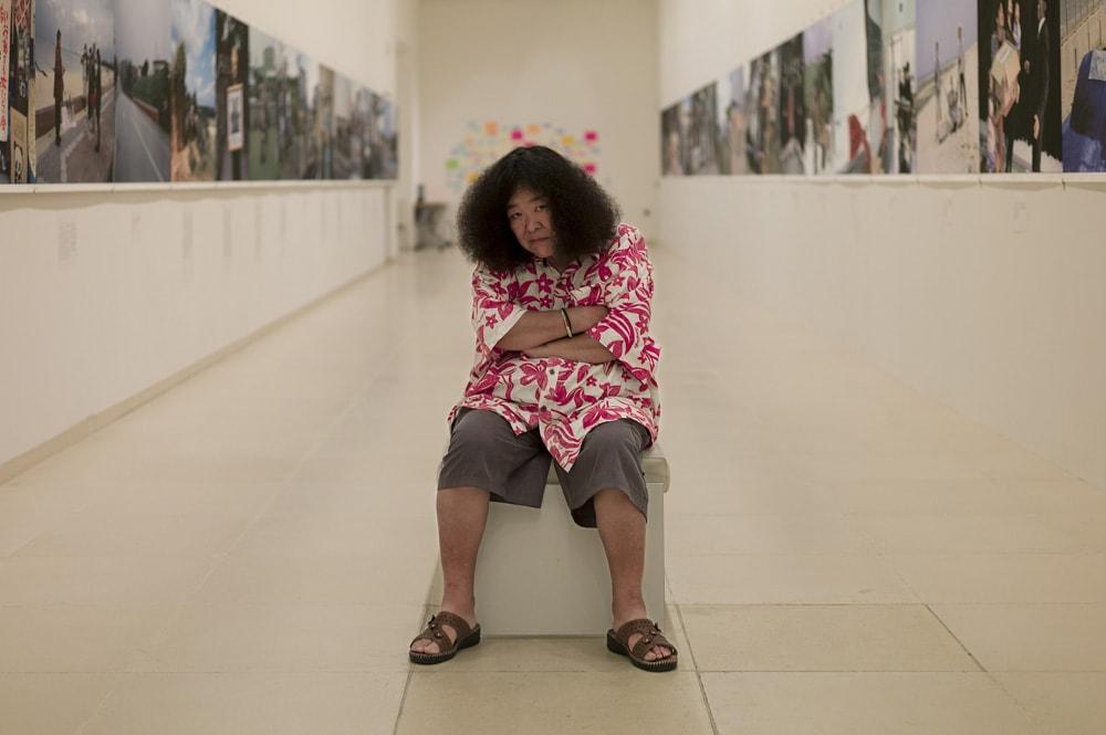 石川真生インタヴュー「人間を撮り続ける、それが私の写真家人生」   石川真生