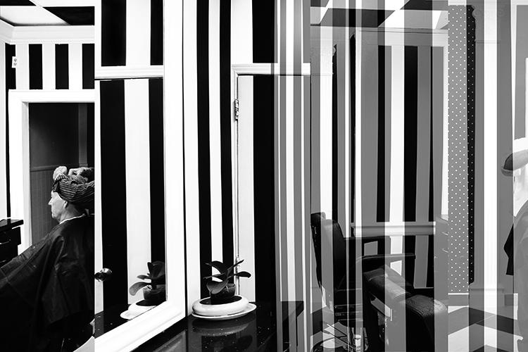 From the series Flatness, Light, Black & White, 2013