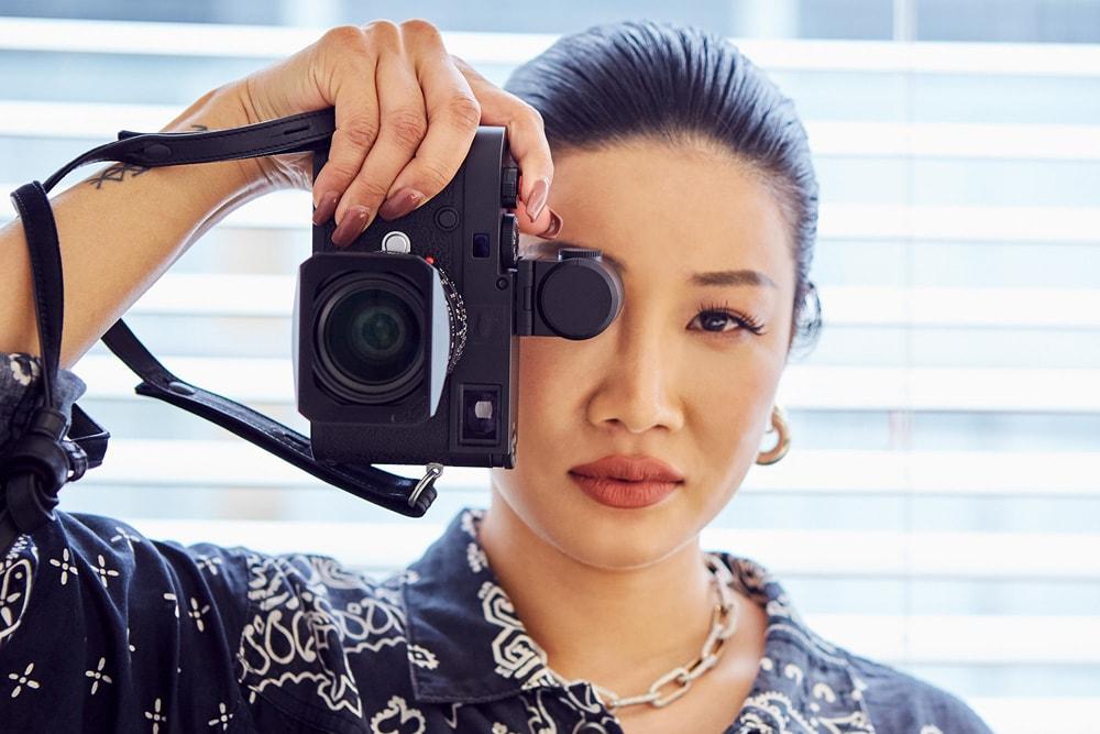 AMBUSH® YOONインタヴュー「私が写真とライカに惹かれる理由」 | AMBUSH® YOON