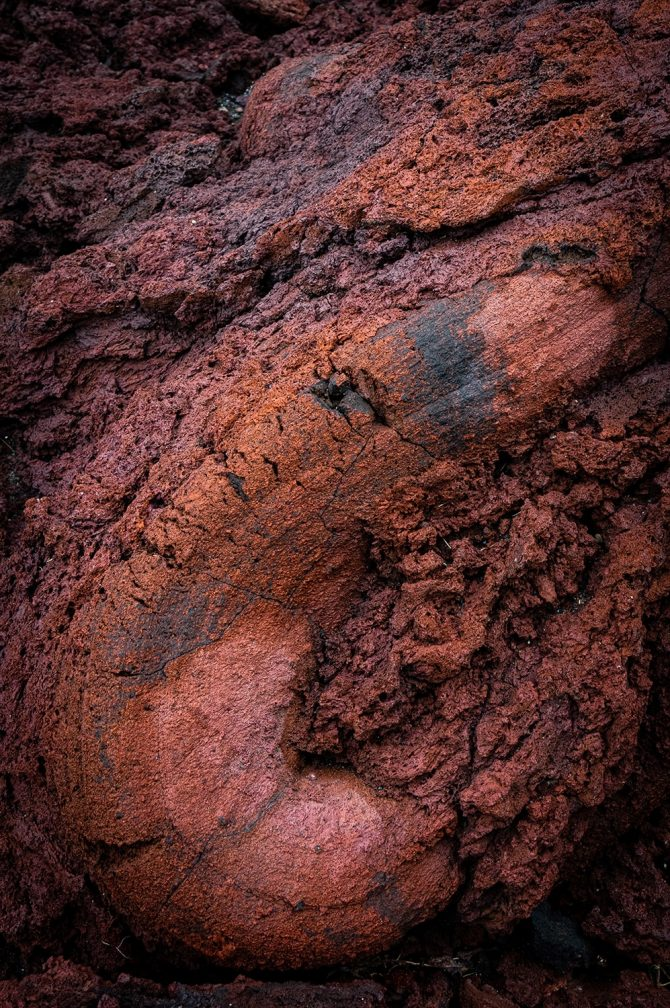 二川美知枝「あとのあとは/後の後であり/後の跡でもあり/後の痕でもある」展