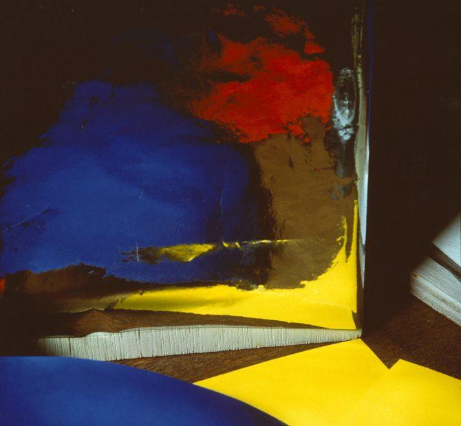 「What I am doing No.78」|1986|Silver Dye breach print © Yamazawa Eiko