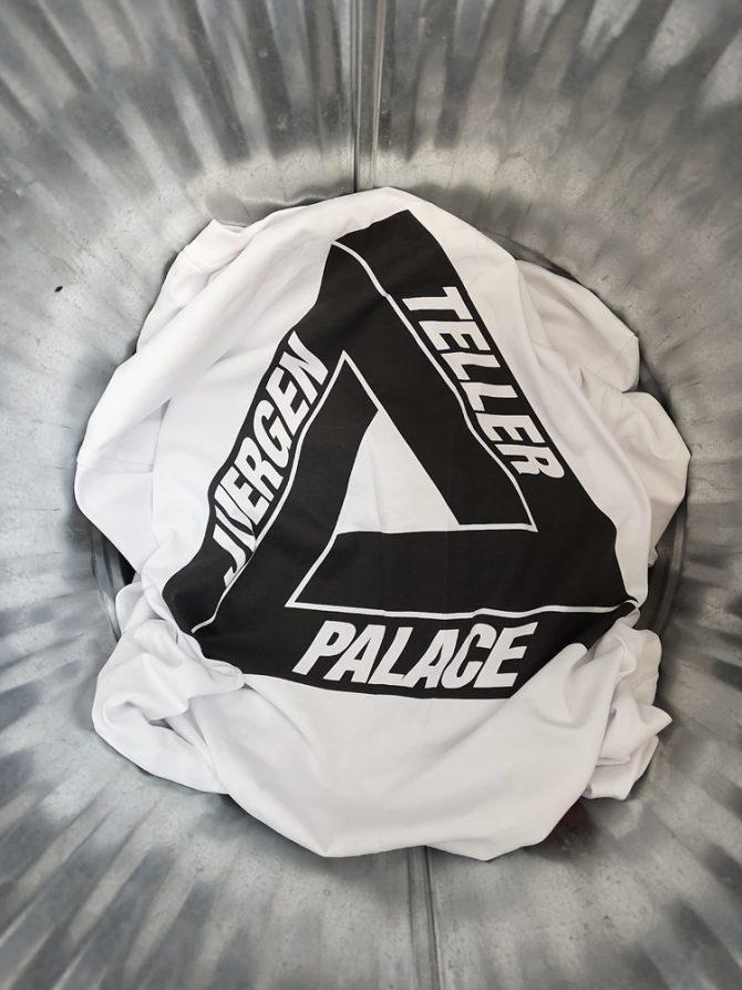 PALACE SKATEBOARDS×JUERGEN TELLER
