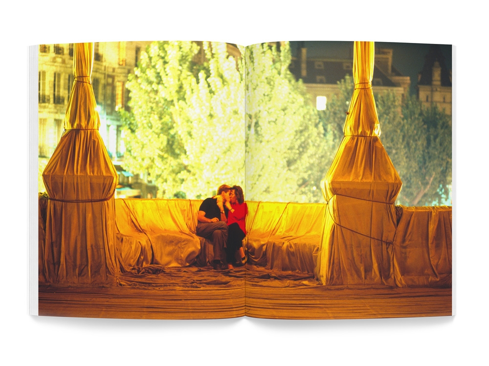 ISSUE NO.4 ON CHRISTO AND JEANNE-CLAUDE