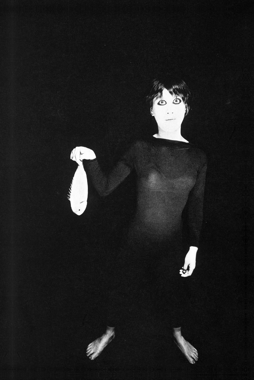 細江英公《おとこと女 作品1》1960年 © Eikoh Hosoe