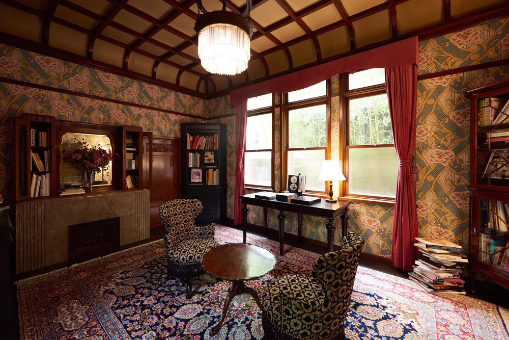 GUCCI BAMBOO HOUSE