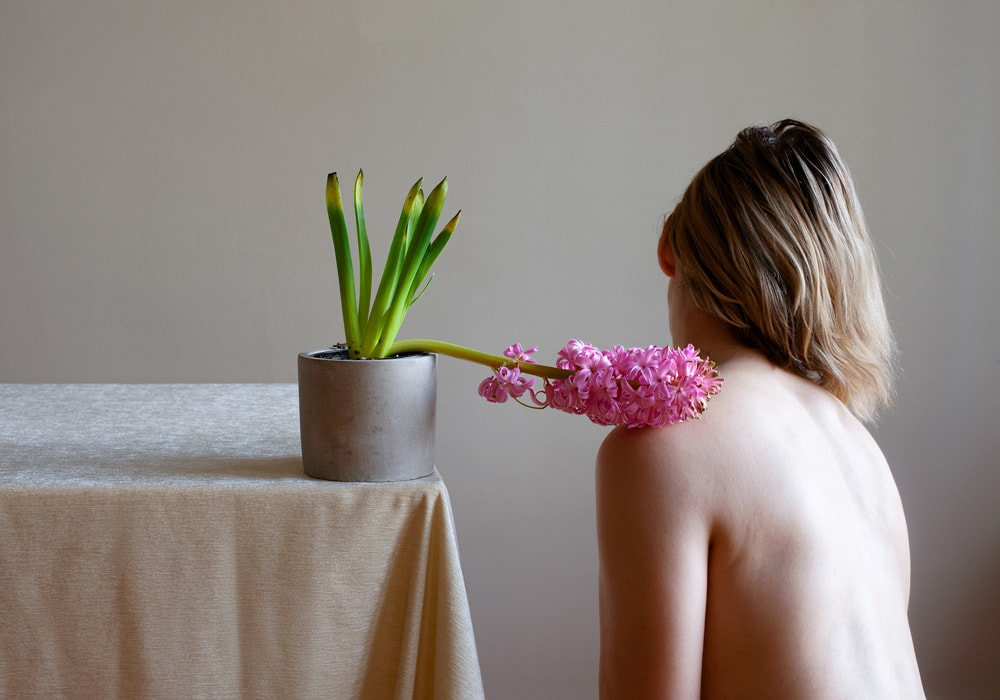 """""""Hyacinth"""", from the series Janus"""