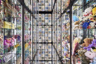 グッチの世界に迷い込む!?アートな世界に没入できるエキシビションが天王洲で開催中