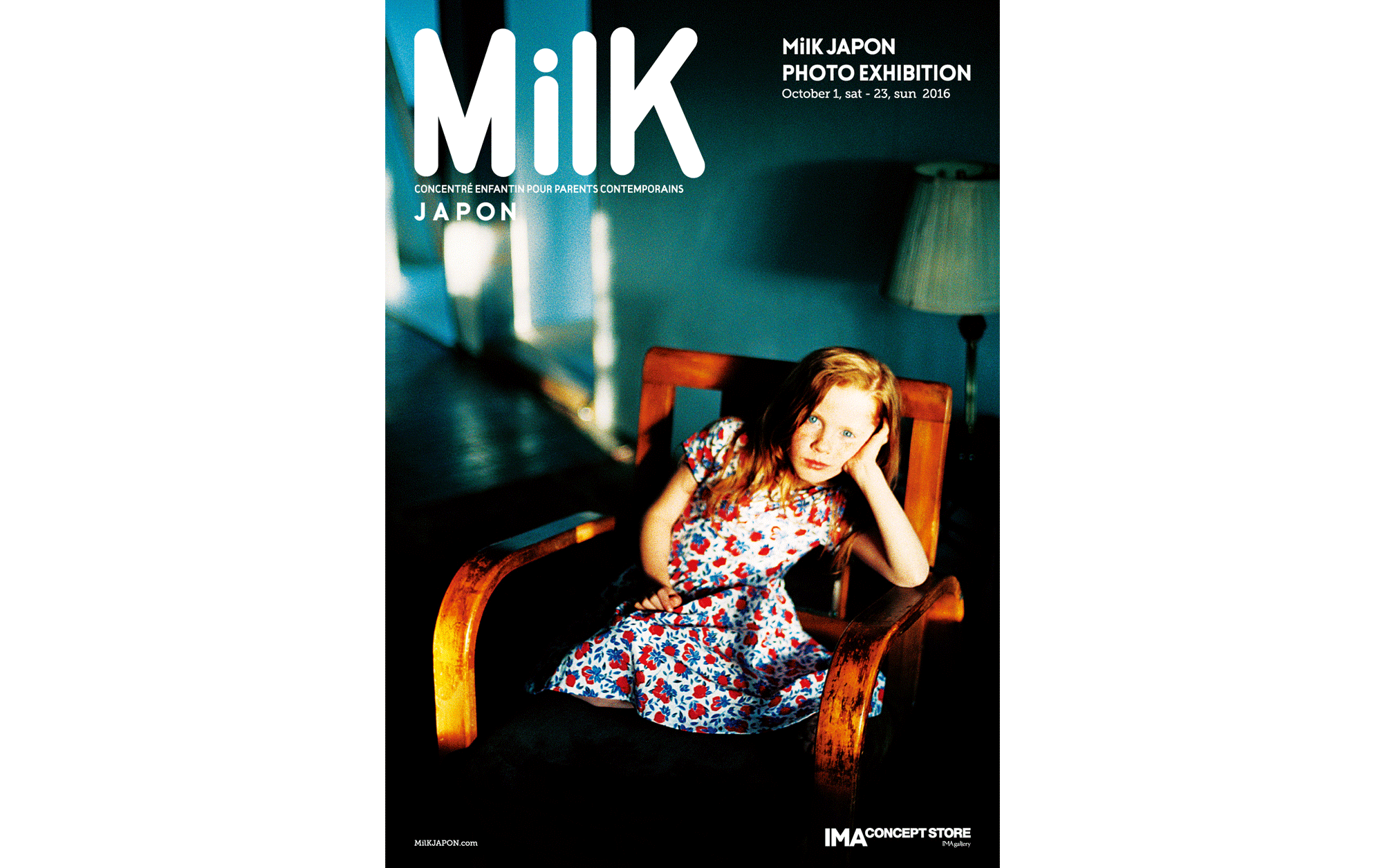 MilK JAPON PHOTO EXHIBITION