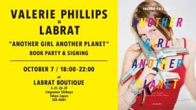 Valerie Phillips×LABRAT