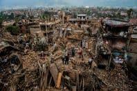 第12回DAYS国際フォトジャーナリズム大賞3位「ネパール大地震」photo by ダニエル・ベレフラク