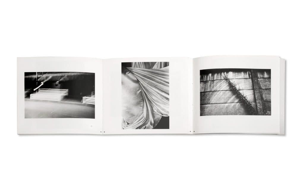 写真集『垂直状の、(領域)』(1975年)より