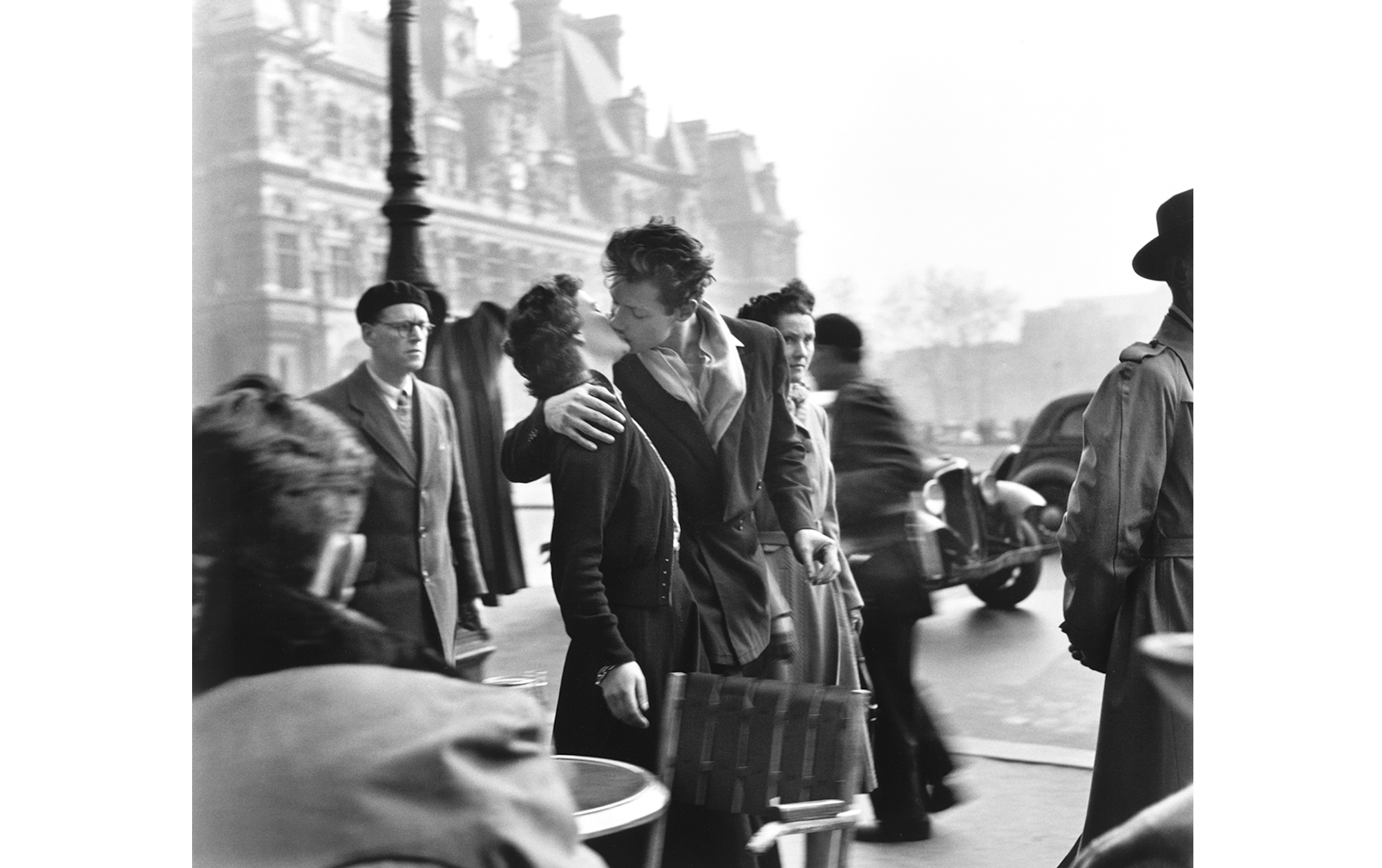 © Atelier Robert Doisneau / CONTACT 写大ギャラリー所蔵作品