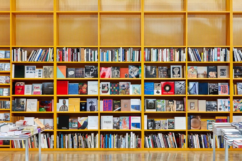 New Art Bookstores in Paris