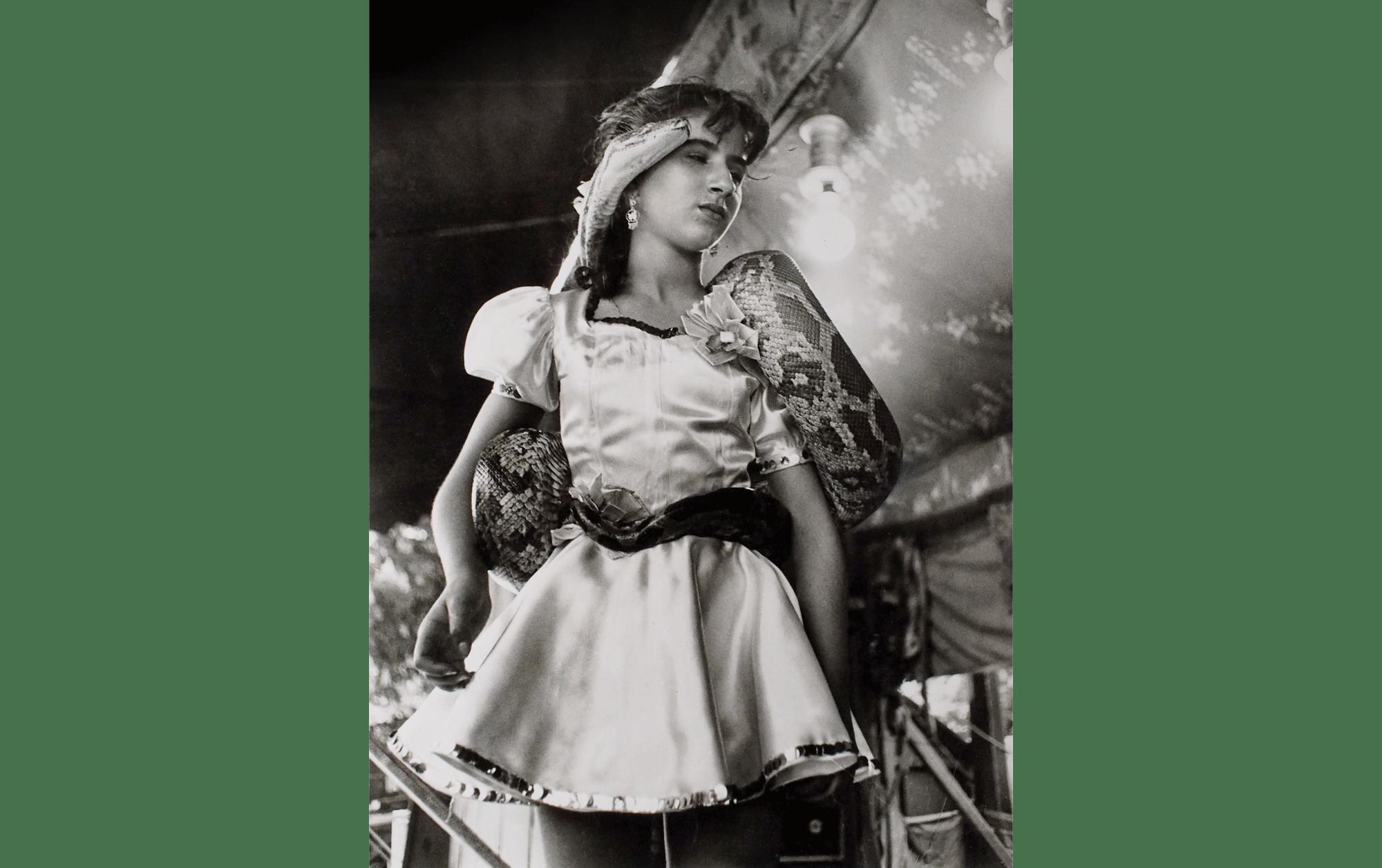 © Izis Le Cirque 1956