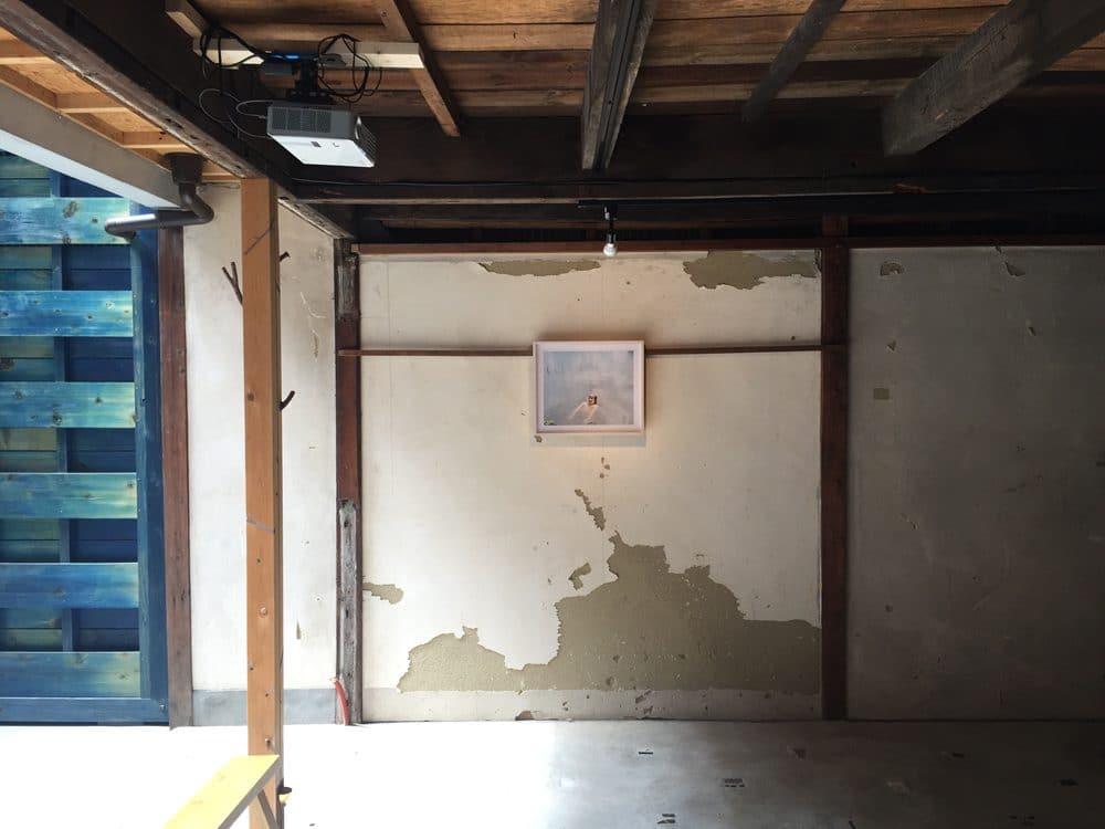 京都の町家ホテルでアートを体験する