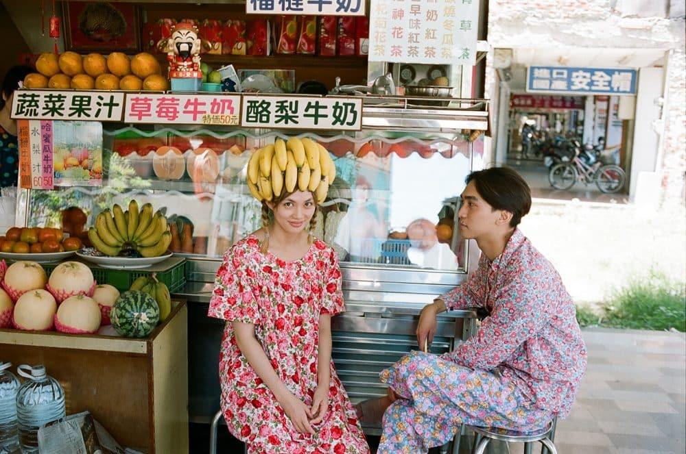 懐かしくて楽しくて優しい台南の世界、川島小鳥「愛の台南」展