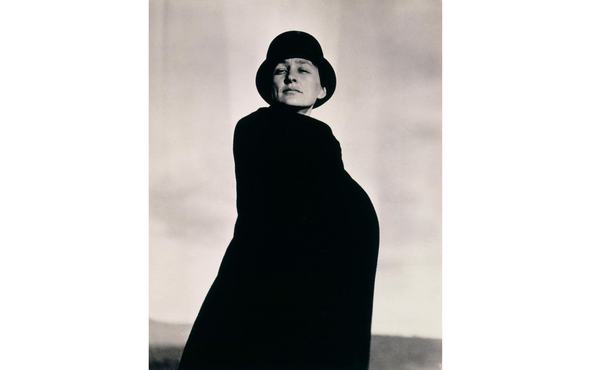 Alfred Stieglitz (American, 1864–1946). Georgia O'Keeffe, circa 1920–22
