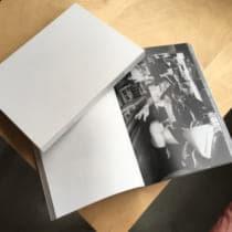 アートブックの印刷とデザインの話:『新宿(コラージュ)』を中心に