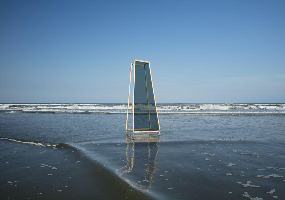 海上のオブジェⅡ 通過と遮断の検証モジュール