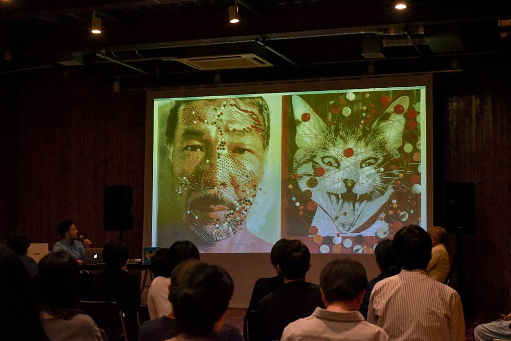 原宿・VACANTで行われたトークイベント「フォトブック・シンポジウム Vol.3