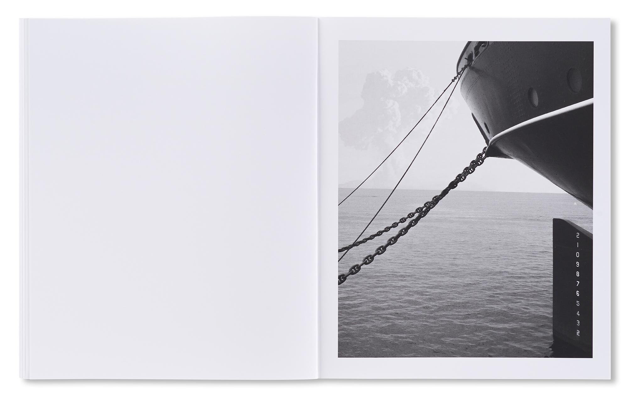 石野郁和『Rowing a Tetrapod』(MACK, 2017)