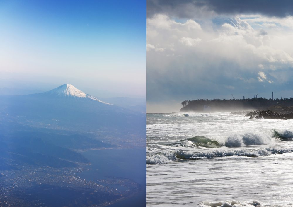 Mount Fuji | Fukushima Daiichi Nuclear Power Plant