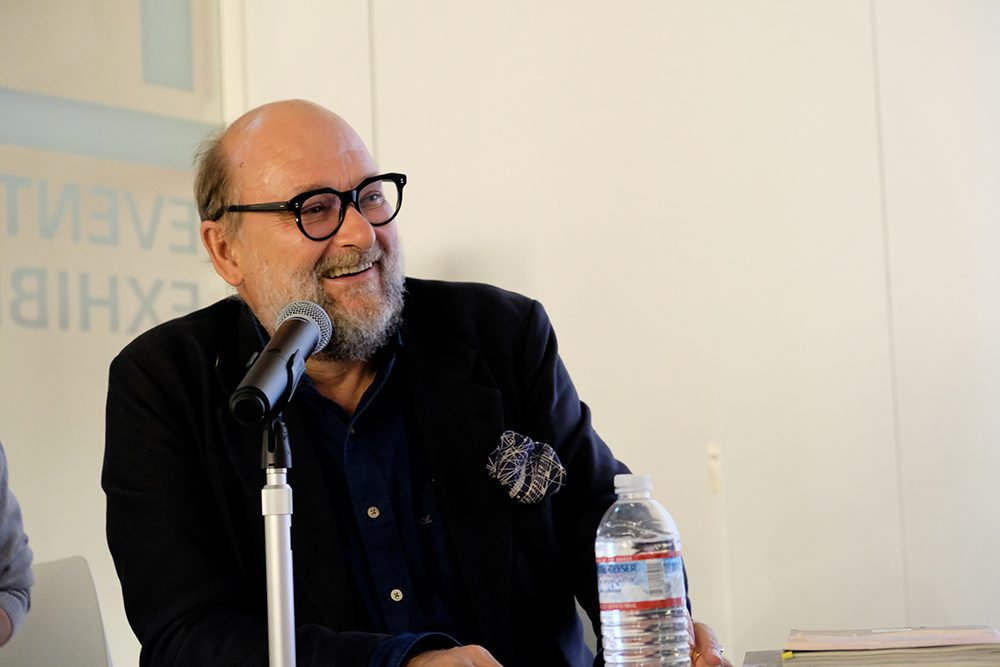 2017年10月8日に「TOKYO ART BOOK FAIR 2017」で開催された「Saul Leiter」刊行記念トークイベントより